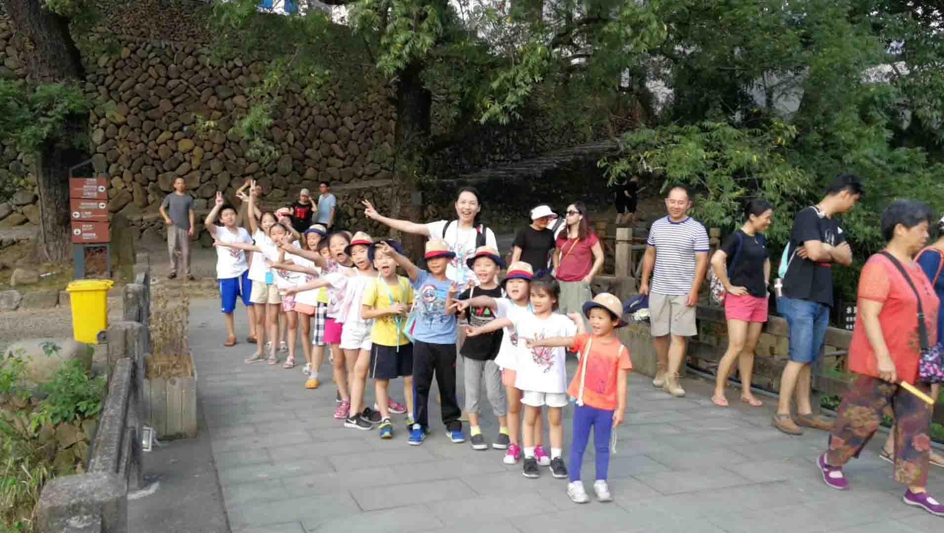 上海周边桐庐芦茨湾一日游